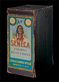 Seneca Folding-Plate Camera box, ca. 1905