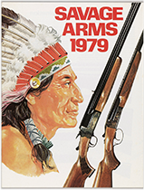 Savage Arms catalog, 1979