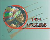 Savage Arms catalog, 1939