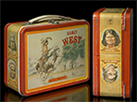Early West lunchbox, 1982