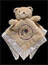 Washington, DC, football team infant security blanket, 2016