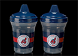 Cleveland Indians sippy cups, 2016