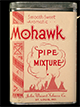 Mohawk Pipe Mixture tobacco box, ca. 1935