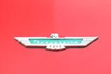 Ford Thunderbird logo, 1957