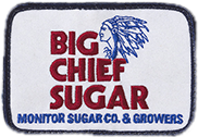 Big Chief Sugar patch, 1960s