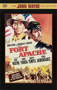 Fort Apache movie poster, 1948