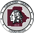 Tuscaloosa, Alabama, County seal, n.d.
