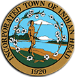 Indian Head, Maryland, town seal, ca. 1985