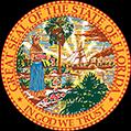 Florida state seal, 1985