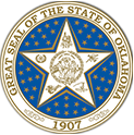 State of Oklahoma seal, 1907