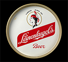 Leinenkugel's Beer tray, ca. 1960