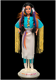 Native American Barbie doll, 1994